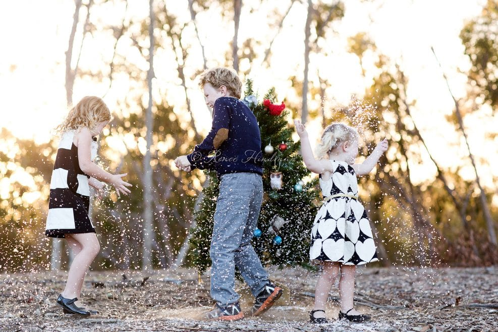 san diego holiday portraits