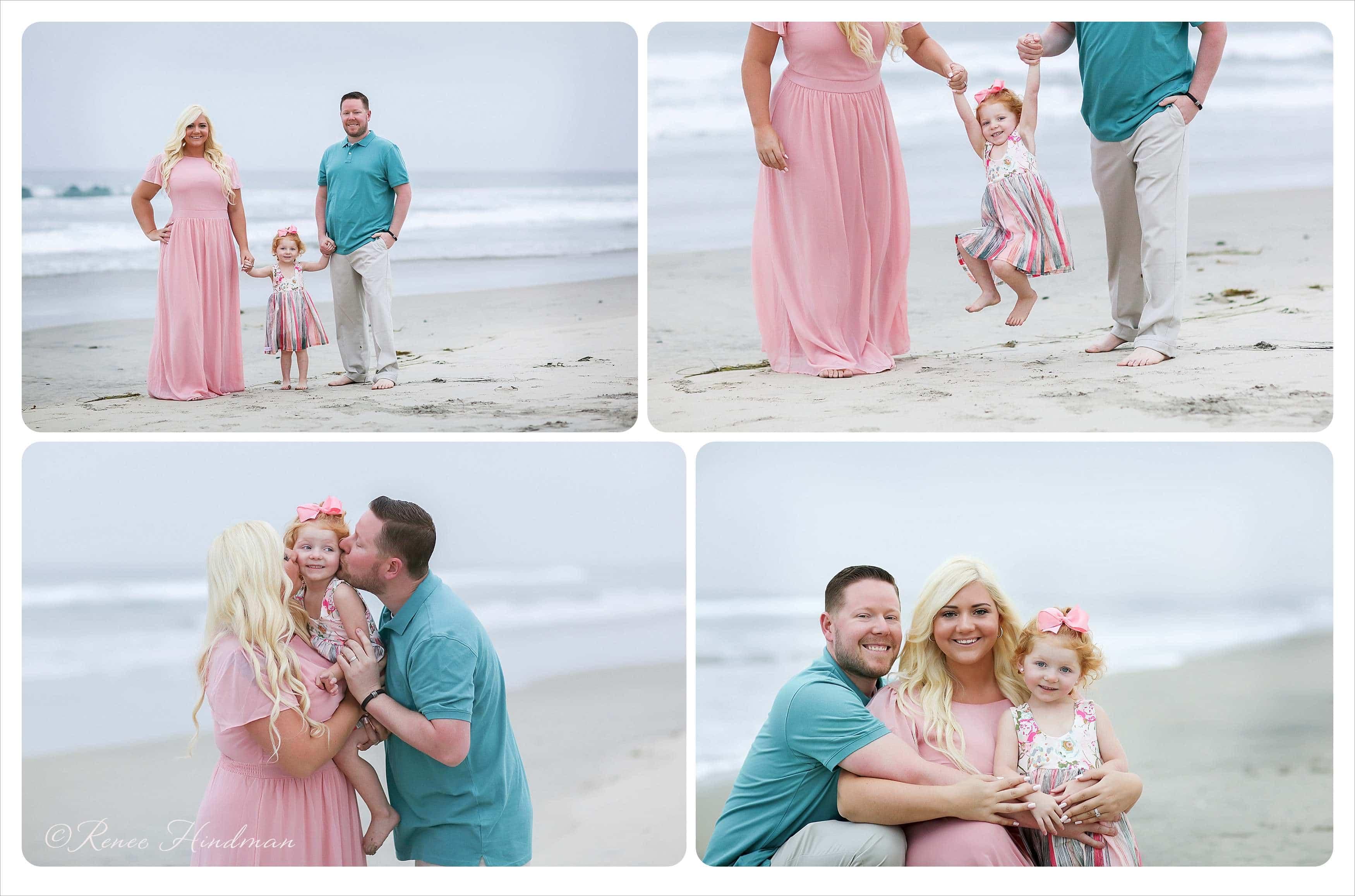 Carlsbad family beach photographer