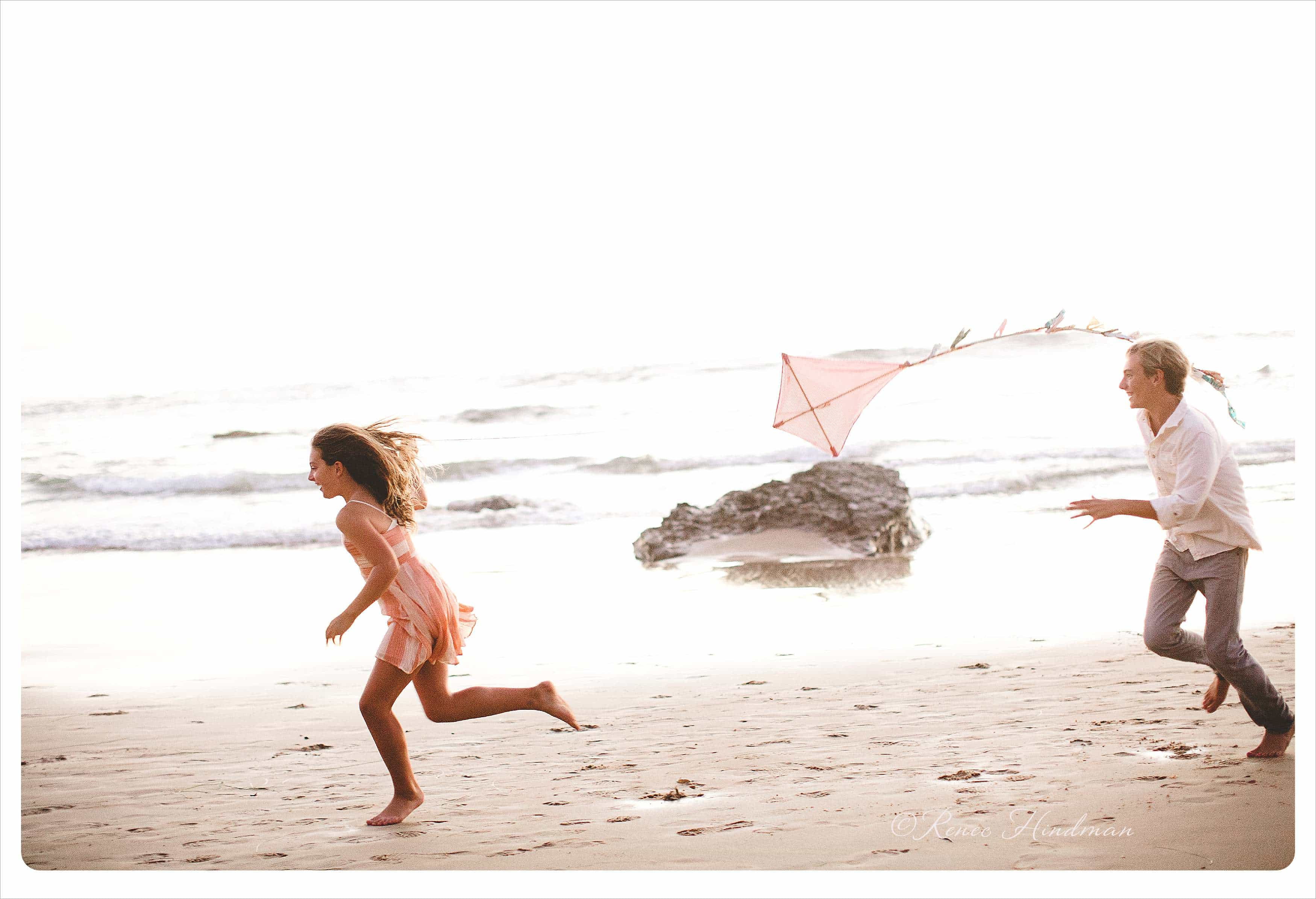 san diego child beach photographer