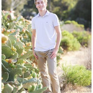 Carlsbad High School senior photographer