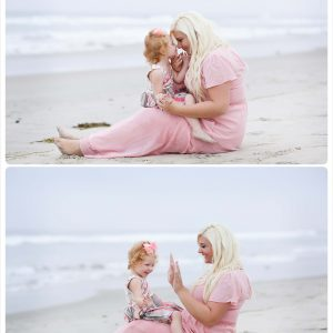 Carlsbad family beach photographer